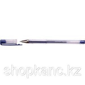 """Ручка гелевая """"Plasma"""" синяя 0,7 мм"""