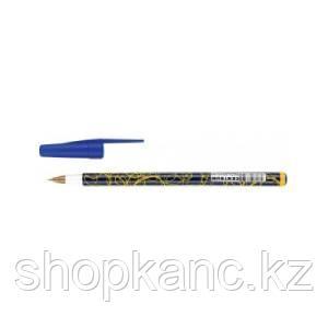 Ручка шариковая GOLD, 0.7 мм, чернила синие
