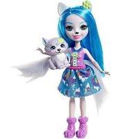Mattel Enchantimals  Кукла с питомцем - Волчица Винсли
