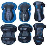 Globber  защита детская Set (25-50 кг), (NAVY BLUE)