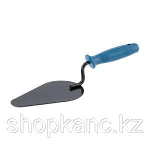 Кельма печника, стальная, пластиковая ручка СИБРТЕХ