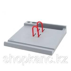 Подставка под календарь серая ПК06 СТАММ, серый