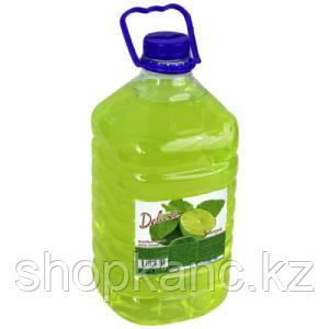Жидкое мыло Deluxe, Мята-Лимон, 5л