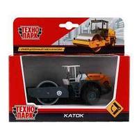 """Машина игрушечная Технопарк """"Каток"""", металл, с подвиж. элементами"""