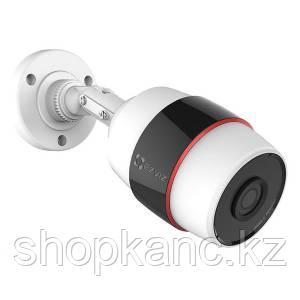 Видеокамера уличная, 2-мегапиксельная IP-видеокамера с влаго и пылезащищенной конструкцией.