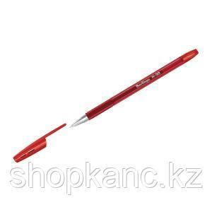 """Ручка шариковая Berlingo """"H-30"""" красная, 0,7мм"""
