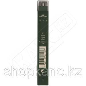 Грифели графитные TK 9071, 3,15 мм, твердость 6B.