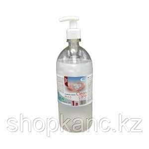 Жидкое мыло OXIMA, Clean care, с дозатором(эконом), 1000мл