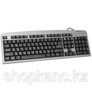 Клавиатура Defender Element, HB-520, серебряный.