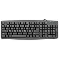 Клавиатура Defender Element, HB-520, USB, черный.
