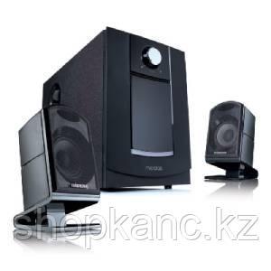 Акустическая система 2.1, М-800, 40W, черные.
