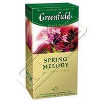 Чай Greenfield, Spring Melody, черный, 1,5 гр. х 25 пакетов.