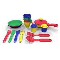 Набор посуды 17 предметов