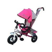 Велосипед Lexus trike 3-колесный, (розовый) надув.