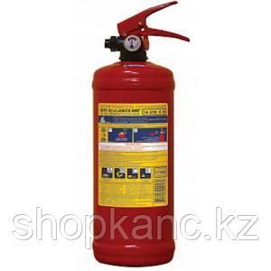 Огнетушитель порошковый ОП-2(з)-ABCE