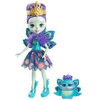 Mattel Enchantimals Кукла Пэттер Павлина