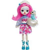 Mattel Enchantimals  Кукла с питомцем - Лебедь Саффи