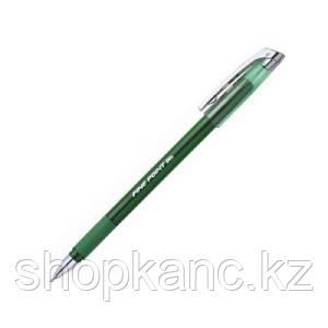 Ручка шариковая UNIMAX FinePoint Dlx 07 зеленая