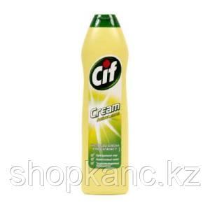 Сиф крем Актив лимон 16*500 мл