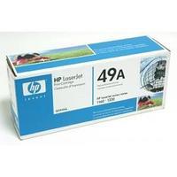 Картридж лазерный HP Q5949A., монохромный, черный