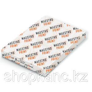 MAESTRO PRINT пл.160 г/м2; ф.72*104 см.; 250 листов