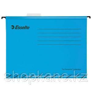 Подвесная папка Pendaflex Standart, А4, картон, 205 г/м2, синяя.