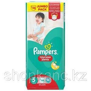 Подгузники-трусики Pampers Pants Размер 5 (Junior) 12-18 кг, пол: мальчик/девочка, 48 шт