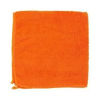 Салфетка универс. из микрофибры оранж. 300*300 мм