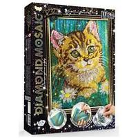 Набор креативного творчества «Diamond Mosaic Котёнок» малый