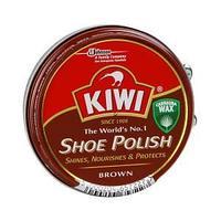 Крем для обуви в банке коричневый 50мл
