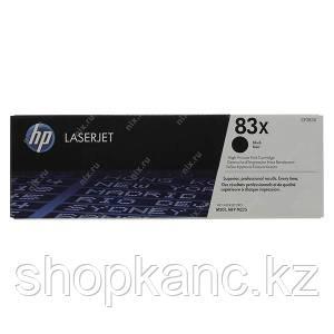Картридж Лазерный Hewlett-Packard CF283X, BK, 2.2K, оригинал, черный.