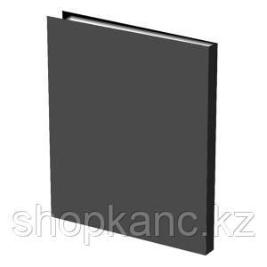 Папка с файлами, 40ф., А4, 0.5мм, BASIC, черный арт.255069-01