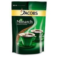 Кофе Jacobs Монарх, в пакете, 300 гр.