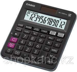 Калькулятор настольный, 12 разрядный, CASIO. GR-12-W-EP