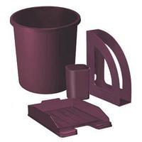 Набор Фрилансер (4 предмета) НК03, слива СТАММ, фиолетовый