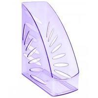 Лоток вертикальный ТРОПИК тонированный фиолетовый GIACINT