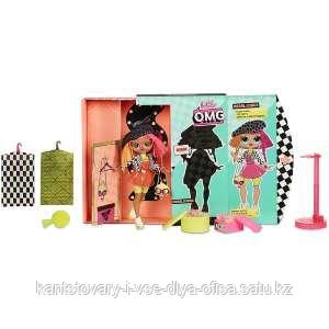 Кукла L.O.L Surprise! O.M.G. Fashion Neonlicious 30 см Большая кукла ЛОЛ Неон Люциус