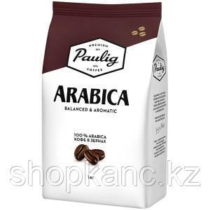 Кофе в зернах Paulig Arabica, натуральный, степень обжарки -3, вакуумная упаковка, 1000 гр