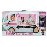 L.O.L. Surprise Автобус с куклой, LOL Surprise - Автобус Кемпер для кукол Glamper