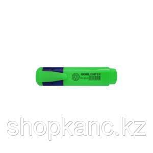 Текстовыделитель зеленый 5 мм