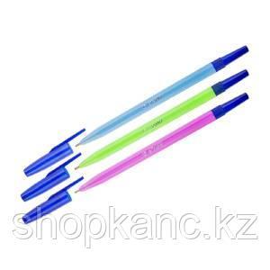 Ручка шариковая, с синим стержнем, РШ01.