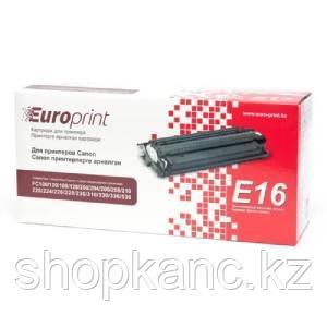 Картридж лазерный Canon ЕРС-Е16, черный