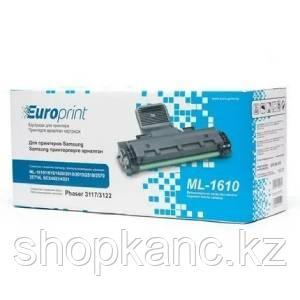 Картридж лазерный Samsung ЕРС-ML1610, монохромный, черный