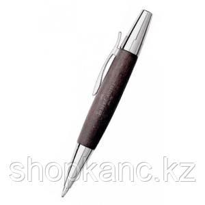 Ручка шариковая E-MOTION BIRNBAUM, B, темно-коричневая груша.
