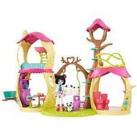 Mattel Enchantimals Лесной замок