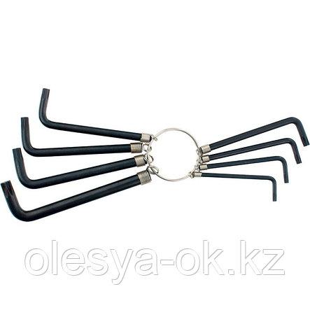 Ключи имбусовые, звездочка, 9 шт. SPARTA. 112667, фото 2