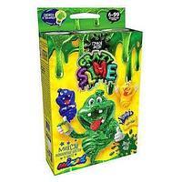 """Безопасный образовательный набор для проведения опытов """"Crazy Slime- Зеленый"""" мини"""