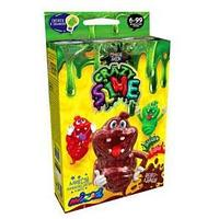 """Безопасный образовательный набор для проведения опытов """"Crazy Slime-Шоколадный"""" мини"""