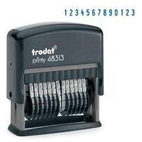 Автоматический нумератор 48313  Trodat