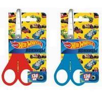 Ножницы детские Hot Wheels, 13 см, детские